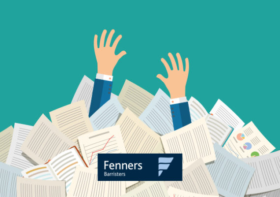 Fenners Chambers well-being posters