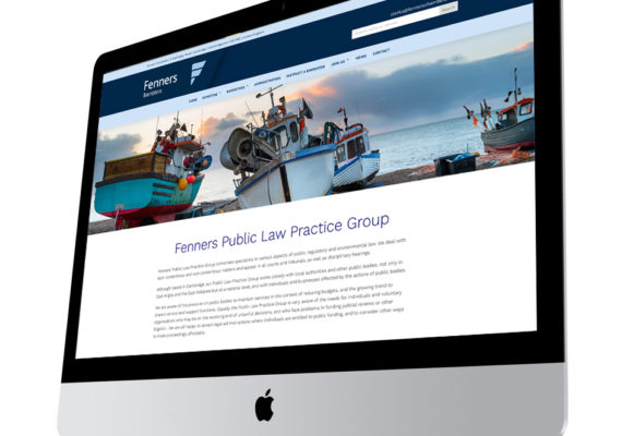 Fenners Chambers Website